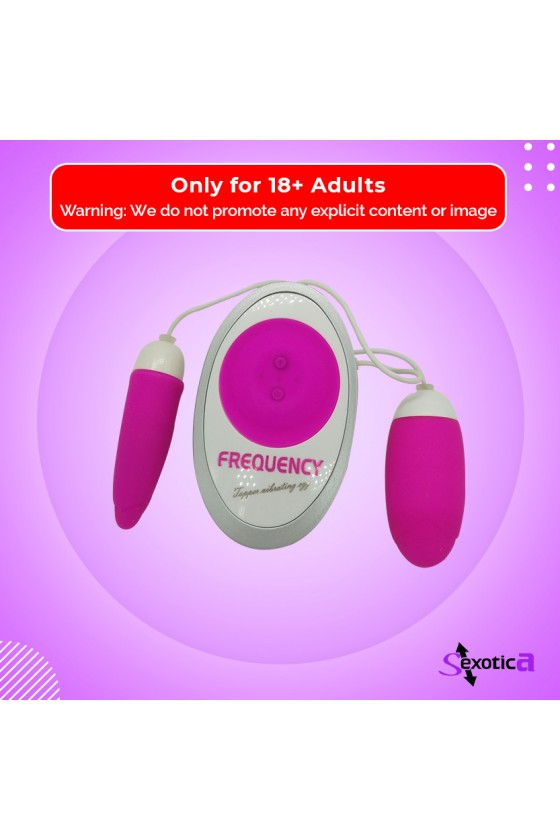 Frequency Vibrating Egg BV-038